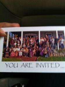 The invite