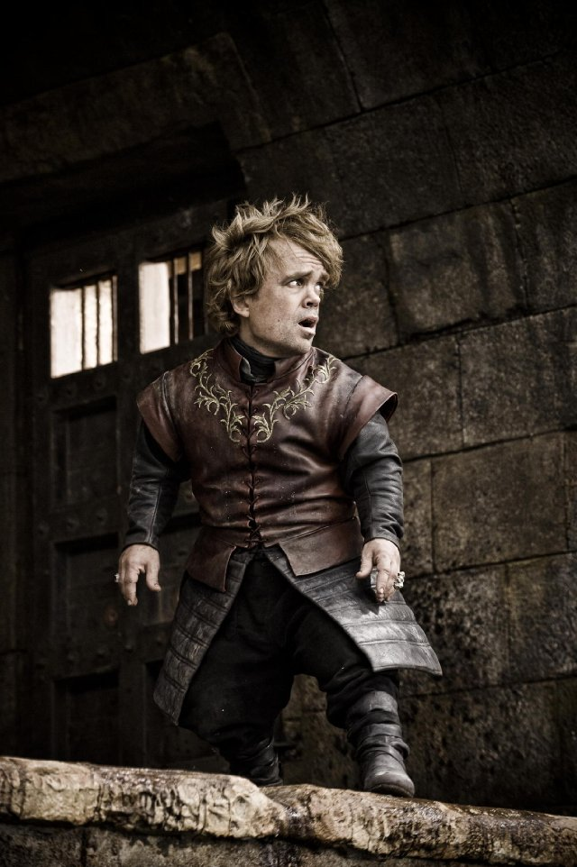 and my obsession with Tyrion Lannister continues