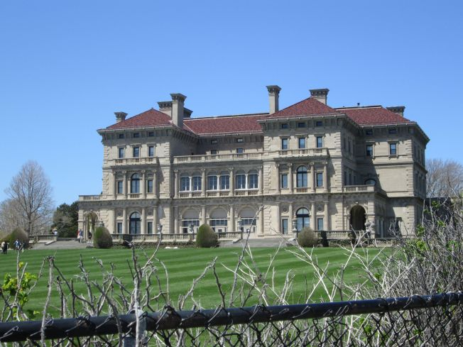 This is The Breakers. Crazy huge.
