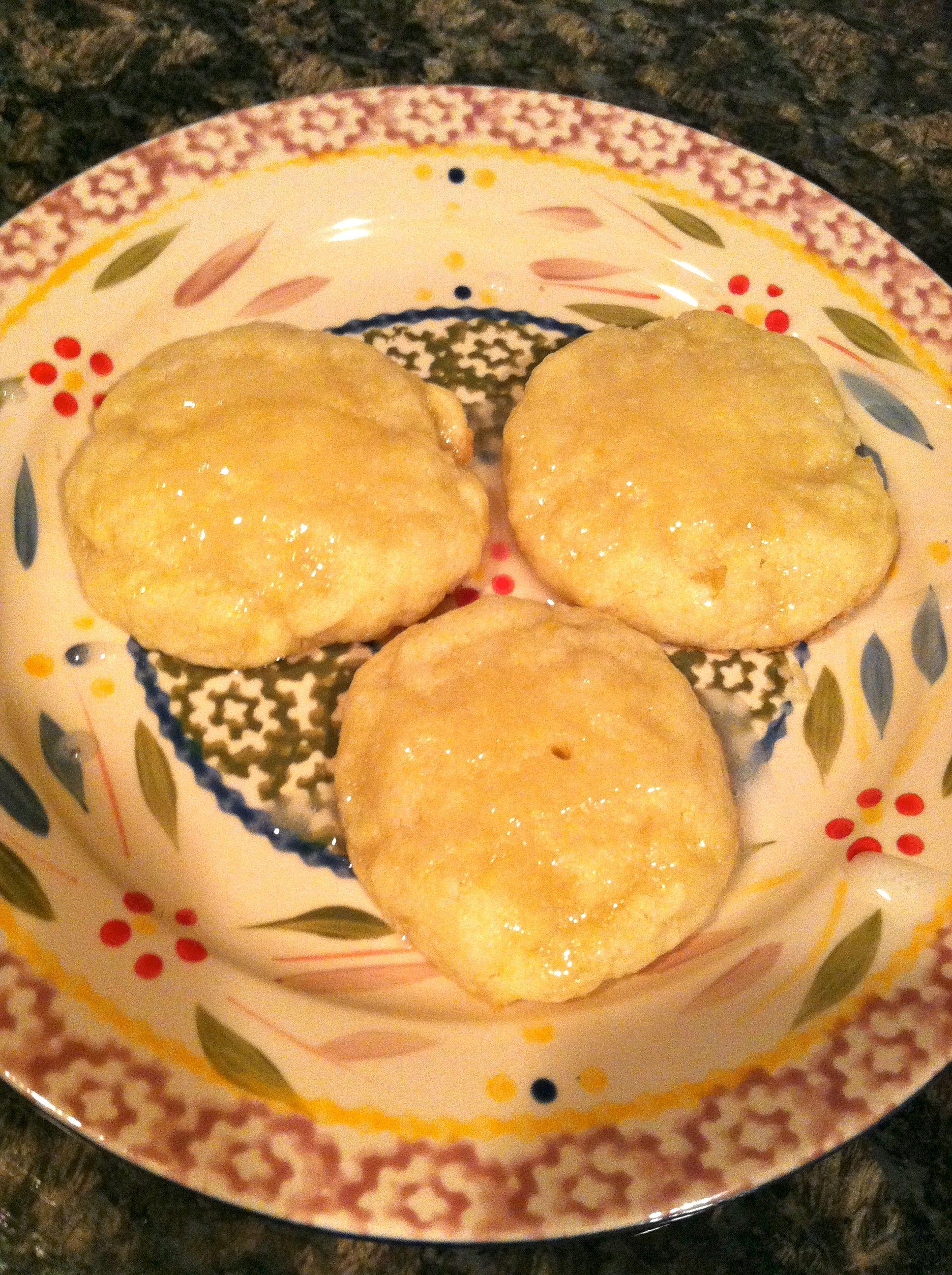 Inn At The Crossroads Lemon Cakes