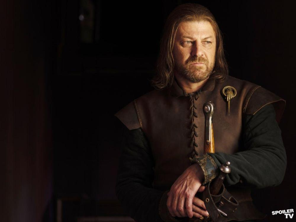 I still miss you, Ned Stark